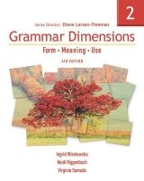GRAMMAR DIMENSIONS: FORM, MEANING AND USE 2 STUDENT´S BOOK