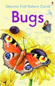 BUGS USBORNE NATURE CARDS