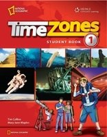 TIME ZONES 1 STUDENT´S BOOK + MULTIROM PACK
