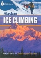 FOOTPRINT READERS LIBRARY Level 800 - ALASKAN ICE CLIMBING + MultiDVD Pack