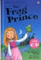 USBORNE YOUNG READING LEVEL 1: THE FROG PRINCE + CD