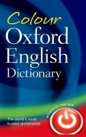 COLOUR OXFORD ENGLISH DICTIONARY 3rd Edition Revised