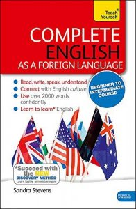Teach Yourself Complete English as a Foreign Language Beginner to Intermediate Course