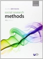 Social Research Methods 4th Ed.