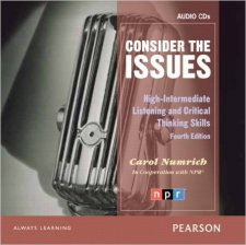Consider the Issues Audio CD 4th Edition