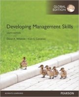 Developing Management Skills, Global Edition (9th Ed.)