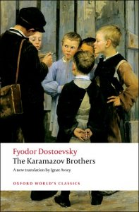 THE KARAMAZOV BROTHERS (Oxford World´s Classics New Edition)