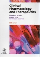 Lecture Notes - Clinical Pharmacology&Therapeutics