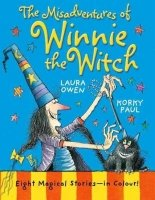 THE MISADVENTURES OF WINNIE THE WITCH