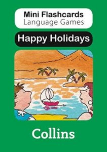 MINI FLASHCARDS LANGUAGE GAMES: CARDS Happy Holidays