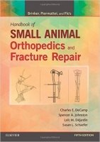 Brinker, Piermattei and Flo's Handbook of Small Animal Orthopedics and Fracture Repair, 5th Ed.
