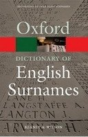OXFORD DICTIONARY OF ENGLISH SURNAMES 3rd Edition (Oxford Paperback Reference)