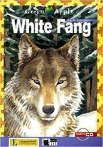 WHITE FANG + CD (Black Cat Readers Level 2 * Green Apple Edition)