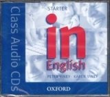 IN ENGLISH STARTER CLASS AUDIO CDs /2/