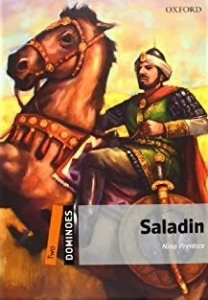 DOMINOES Second Edition Level 2 - SALADIN + MultiROM PACK