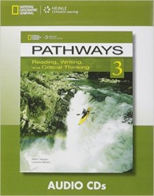 PATHWAYS READING, WRITING AND CRITICAL THINKING 3 AUDIO CD