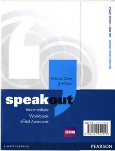 Speakout Intermediate Workbook EText Access Card - 1st Student Manual/Study Guide