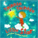My Rhyme Time Twinkle Twinkle Little Star and Other Bedtime Rhymes