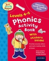 STAGES 4-5 READ WITH BIF, CHIP AND KIPPER PHONICS ACTIVITY BOOK (Oxford reading Tree)