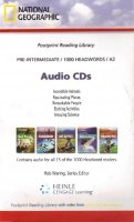 FOOTPRINT READERS LIBRARY Level 1000 AUDIO CDs
