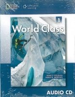 WORLD CLASS 1 CLASS AUDIO CDs