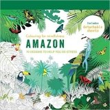 Amazon: 70 designs to help you de-stress (Colouring Book)