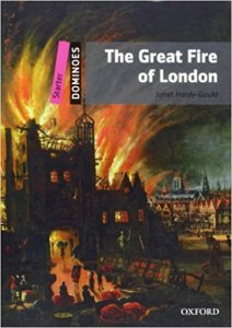 DOMINOES Second Edition Level STARTER - THE GREAT FIRE OF LONDON + MultiROM PACK