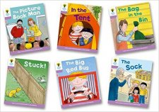 Stage 1+ More A Decode and Develop Pack (oxford Reading Tree)