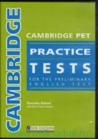 CAMBRIDGE PET PRACTICE TESTS AUDIO CDs /3/