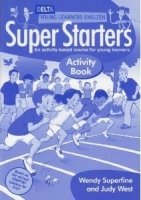 DELTA YOUNG LEARNERS ENGLISH: SUPER STARTERS ACTIVITY BOOK