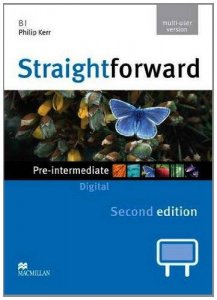 Straightforward 2nd Edition Pre-Intermediate IWB DVD-ROM multiple user