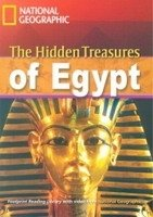 FOOTPRINT READERS LIBRARY Level 2600 - EGYPT HIDDEN TREASURES + MultiDVD Pack