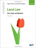 Complete Land Law 3rd Ed.