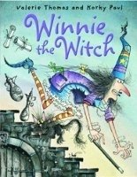 WINNIE THE WITCH + AUDIO CD PACK