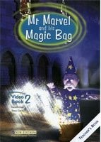 MR MARVEL AND HIS MAGIC BAG 2 TEACHER´S GUIDE
