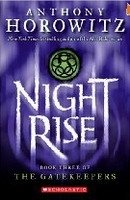 THE POWER OF FIVE: NIGHTRISE (The Gatekeepers - Book 3)