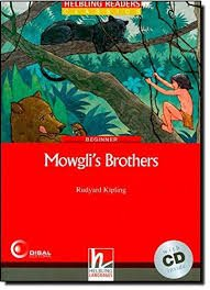 HELBLING READERS CLASSICS LEVEL 2 RED LINE - MOWGLI´S BROTHERS (from The Jungle Book) + AUDIO CD