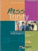 PASS TRINITY 3-4 STUDENT´S BOOK + CD