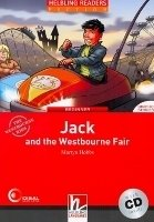 HELBLING READERS FICTION LEVEL 2 RED LINE - JACK AND THE WESTBOURNE FAIR + AUDIO CD PACK