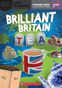 Brilliant Britain Tea - Level 3