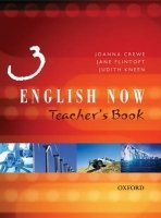 English Now 3 Teacher´s Book + CD-Rom Pack