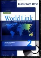 WORLD LINK Second Edition 2 CLASSROOM DVD