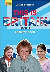 THIS IS BRITAIN 2 VIDEO ACTIVITY BOOK