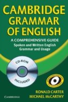 Cambridge Grammar of English Hardback with CD ROM A Comprehensive Guide