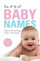 AN A-Z OF BABY NAMES Reissue