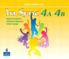 In Sync 4 Class AudioCDs A & B
