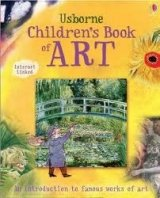USBORNE CHILDRENS BOOK OF ART