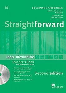 Straightforward 2nd Edition Upper-Intermediate Teacher's Book Pack