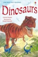 USBORNE FIRST READING LEVEL 3: DINOSAURS