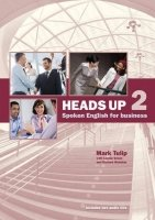 Heads Up Level 2: Student's Book + Audio CD